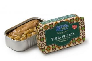 Briosa Tuna Fillets in Olive Oil with Chickpeas_cropped