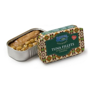Tuna Filet Chickpeas Canva