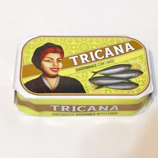 tricana__sardines with lemon