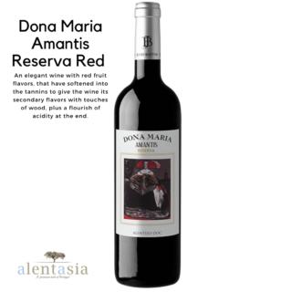 Dona Maria Amantis Reserva Red 2016
