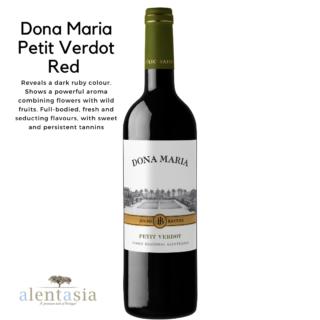 Dona Maria Petit Verdot Red 2016