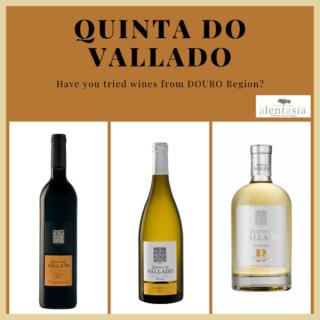 Vallado 3 Bottles Taster Pack